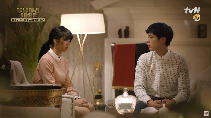 Sinopsis Drakor Reply 1988 Episode 19 Drama Korea Tayang di NET Pukul 16.45 WIB