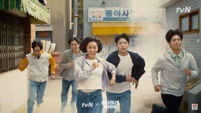 Sinopsis Lengkap Reply 1988 Episode 1-20 Drakor Dibintangi Park Bo Gum, Hyeri, Ryoo Joon Yeol, Dkk