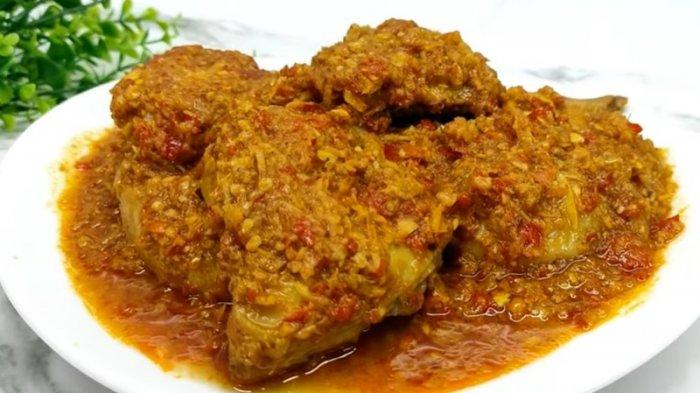 Resep Ayam Betutu Sederhana, Nikmat dan Mudah Buatnya