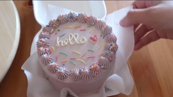 Resep Bento Cake Kue Mini Sedang Viral
