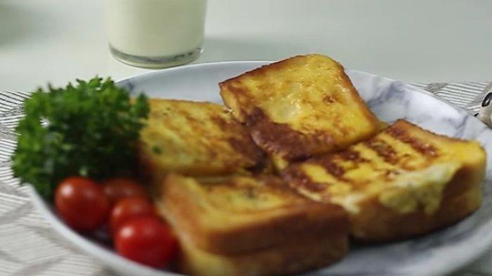 Resep Cheese French Toast Makanan Kekinian Cocok untuk Sarapan
