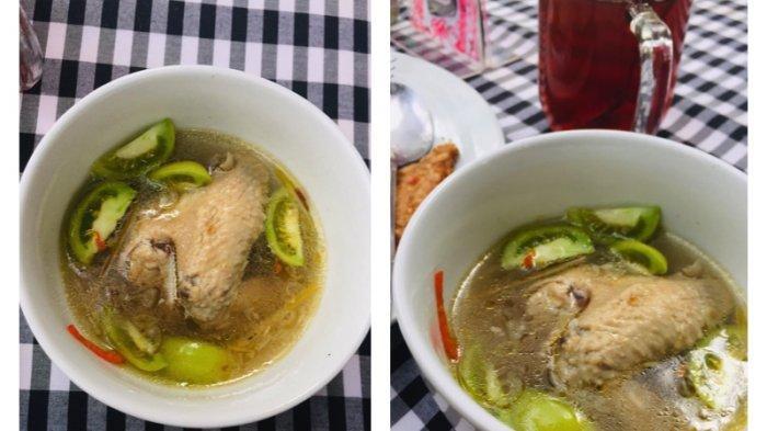 Resep Garang Asem Ayam Kuah Bening Segar Praktis dan Kaya Rempah Sebagai Penambah Imunitas Tubuh