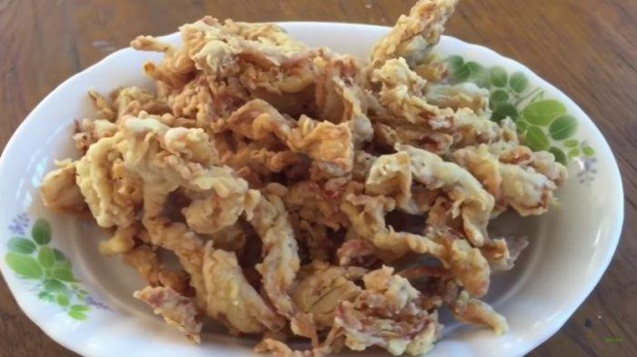Resep Jamur Crispy Renyah Tahan Lama