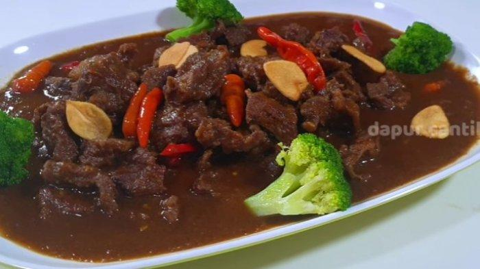 Resep Krengsengan Daging Khas Jawa Timur