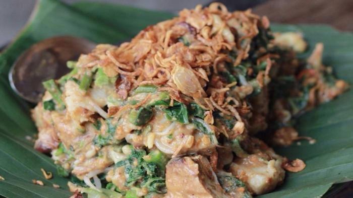 Resep Lotek Sayur Kuliner Sehat Khas Sunda