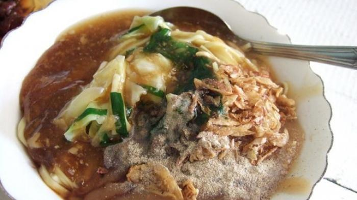 Resep Mi Ongklok Khas Wonosobo, Olahan Mi dengan Kuah Kental