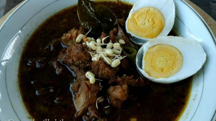 Resep Rawon Ide Menu Makan Siang Berkuah Nikmat dan Gurih