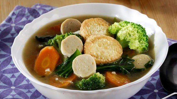 Resep Sapo Tahu Ayam Cocok Dinikmati Saat Cuaca Dingin