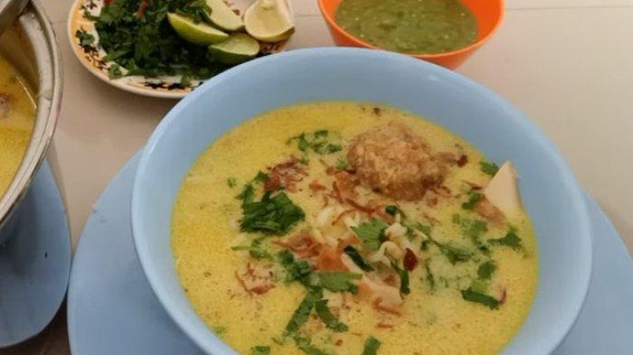 Resep Soto Medan Masakan Spesial untuk Makan Siang
