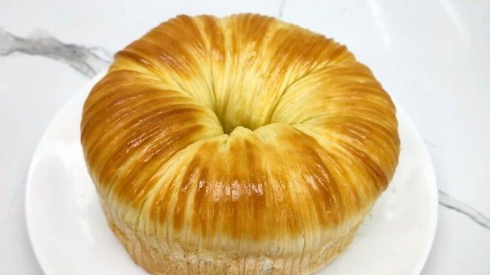 Resep Wool Rool Bread yang Sedang Viral