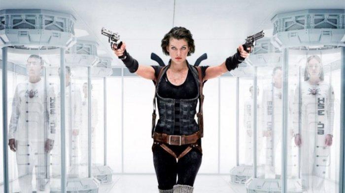 Resident Evil: Afterlife Sekuel Keempat  Film Resident Evil