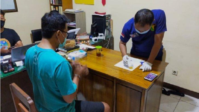 Anggota Resmob Narkoba Polres Wonogiri Tangkap Pengguna Narkoba dalam Operasi Malam