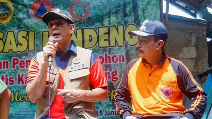 Lahan Kritis Pegunungan Kendeng Capai 12 Hektare, BNPB Usul Warga Budidaya Tanaman Porang
