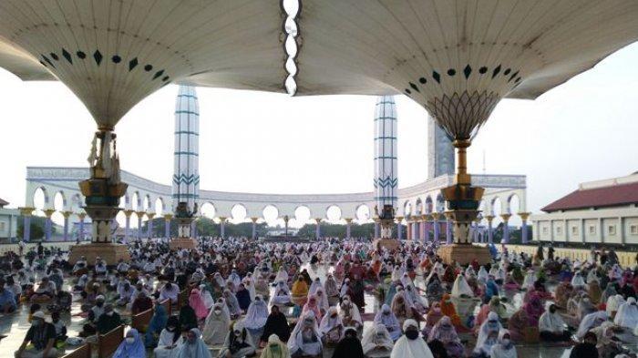 Salat Idulfitri di MAJT Kota Semarang Dibatasi 5.000 Jemaah