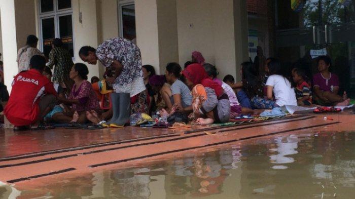 Jumlah Pengungsi Akibat Banjir di Kota Pekalongan Tinggal 253 Jiwa