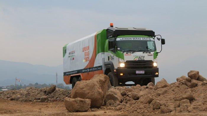 ACT Perkenalkan Armada Rice Truck kepada Publik