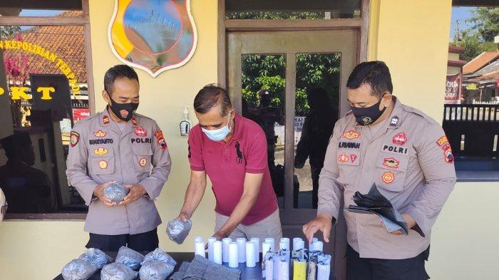 3 Warga Kebumen Terancam Penjara 20 Tahun Gara-gara Bubuk Mercon