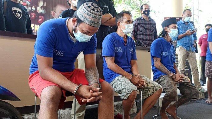 Sutrisno Tuman Jebol Pintu Rumah Warga Mijen Semarang Demi Maling Hp