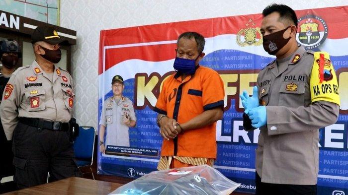 Kena PHK Lalu Nekat Mudik, Kakek Pembunuh Pak RT di Kebumen Ditangkap Setelah 6 Tahun Buron