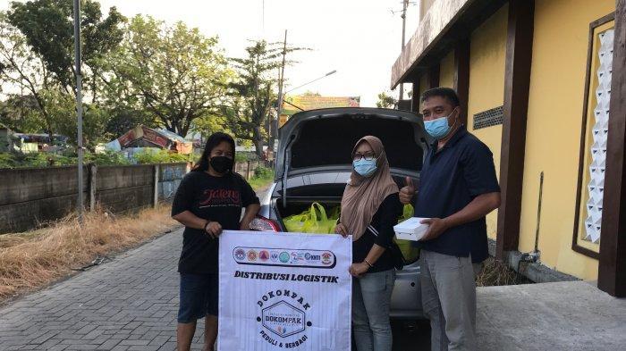 Gerakan Sosial Bantu Warga Isoman Dapat Tanggapan Positif dari Warga Kota Semarang