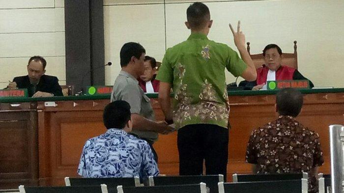Di Persidangan, Rinox Mengaku Mendapatkan Kekerasan juga Sejak Taruna Tingkat Satu