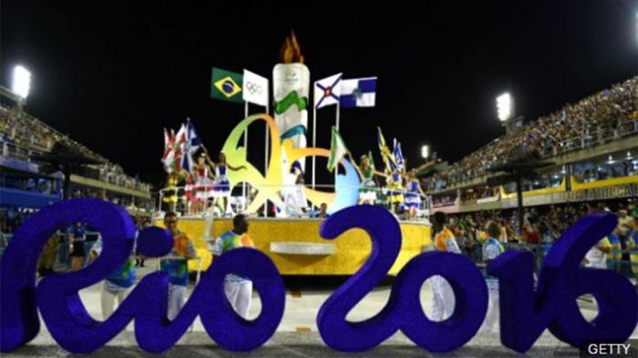 Ribuan Kursi Kosong Saat Pembukaan Olimpiade di Brazil Jadi Sorotan