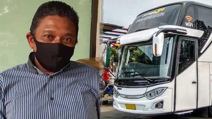 Pilu, Rio Sopir Bus Pariwisata Kena PHK Pulang Jalan Kaki Jakarta-Batang, Tiap Hari Menempuh 100 Km