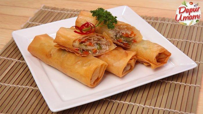 Resep Risol Bihun Cocok untuk Camilan dan Ide Jualan