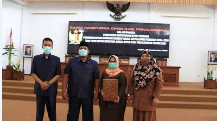 Riswadi Resmi Berhenti dari Wakil Ketua DPRD Kabupaten Pekalongan