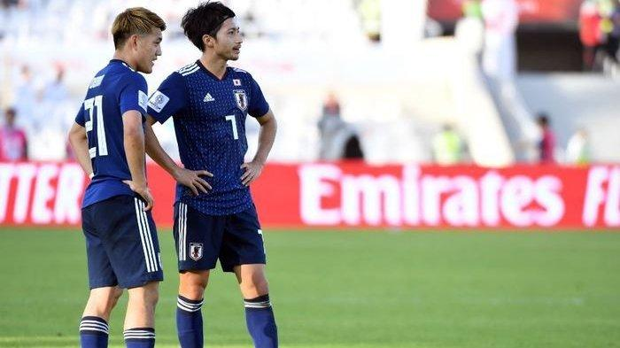 Nonton TV Online Ini Link Live Streaming Jepang Vs Spanyol ...