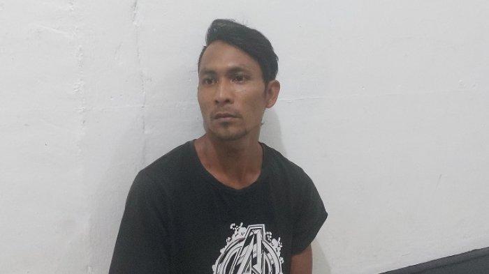 Ini Tampang Pria 30 Tahun yang Bunuh Istri Ketiga dengan Tombak: Saya Lempar Bantal Dia Masih Ngomel