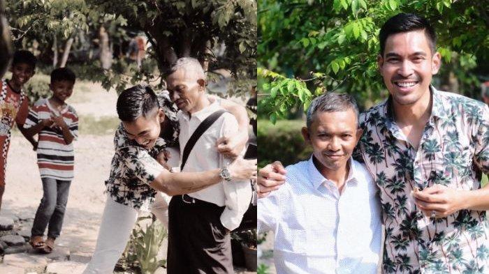 Akhirnya Robby Purba Bertemu Joko Susilo, Guru di Kaliwungu yang Dikeroyok Siswanya, Beri Hadiah Ini