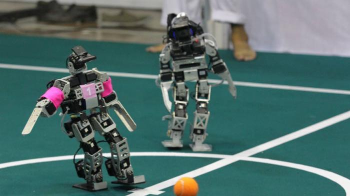 Puluhan Robot Akan Bertanding Sepak Bola dan Menari di Undip, Terbuka untuk Umum