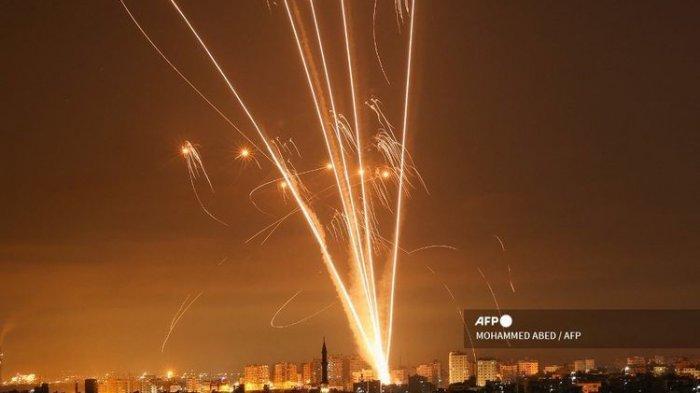 Iran Bantu Hamas Kembangkan Senjata Mematikan untuk Lawan Israel