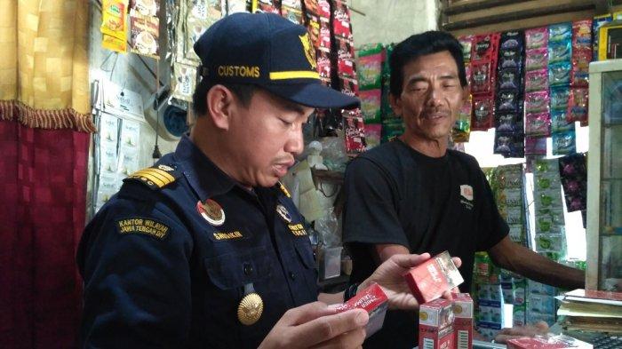 Bea Cukai Pekalongan : Pemasok Rokok Ilegal dari Kudus dan Jepara