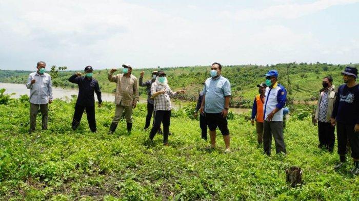 Bengawan Solo Akan Dibendung untuk Penuhi Kebutuhan Air di Blora & Bojonegoro