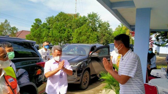 Dirjen Hubud Kemenhub Kunjungi Bandara Soedirman Purbalingga Cek Kesiapan Operasional