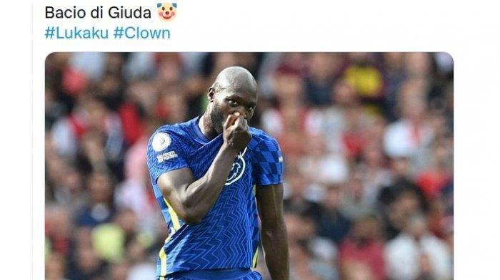 Meski Cetak Dua Gol untuk Chelsea, Lukaku Tetap Jadi Bahan Olok olok Drogba Karena Hal Ini