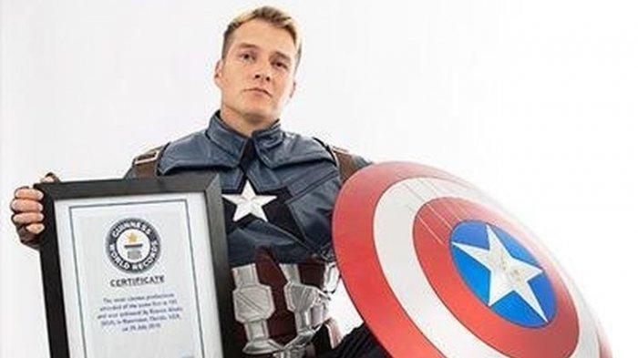 Pria Ini Catat Rekor Dunia Setelah Nonton Film Avengers: Endgame 191 Kali
