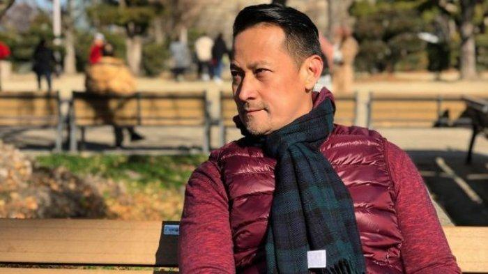 Profil Rommy Sulastyo Pemeran Hartawan Alfahri Ikatan Cinta, Mantan Finalis Abang None 1994