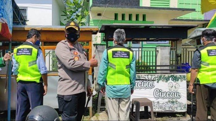 Perketat Upaya Pencegahan Covid-19, Polres Purbalingga Bentuk PKL Relawan Peduli Prokes