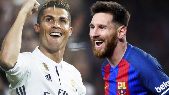 Lionel Messi Resmi Lampaui Cristiano Ronaldo di Top Scorer 5 Liga Top Benua Eropa