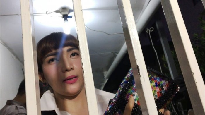Roro Fitria Kerap 'Nyalon' di Rumah Tahanan