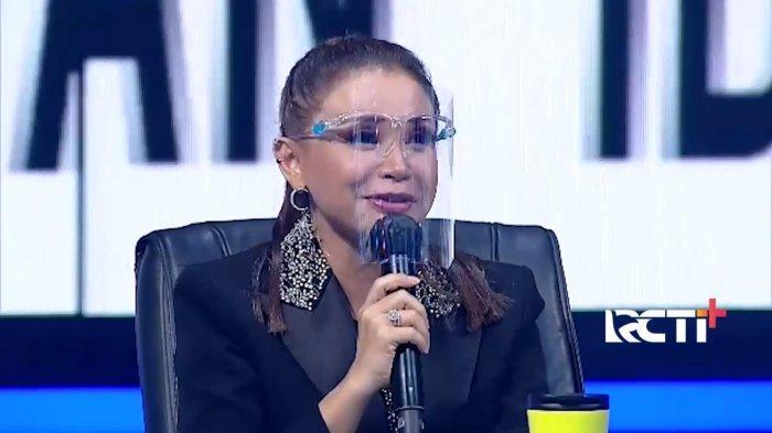 Rossa Enggan Komentari Duet Afgan dan Mark Indonesian Idol 2021: Tukeran Boleh Gak?