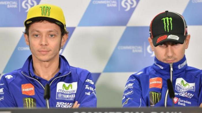 Gantikan Valentino Rossi, Balapan Pertama Jorge Lorenzo Setelah Pensiun Bukan di Lintasan