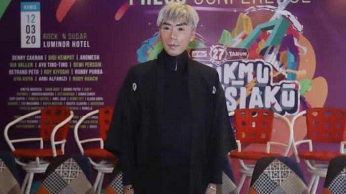 Alasan Roy Kiyoshi Tak Lagi Jadi Paranormal Pilih Profesi Menjadi Pemain Sinetron