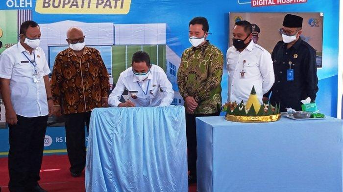 Bupati Pati Haryanto Resmikan Rumah Sakit Keluarga Sehat Tayu