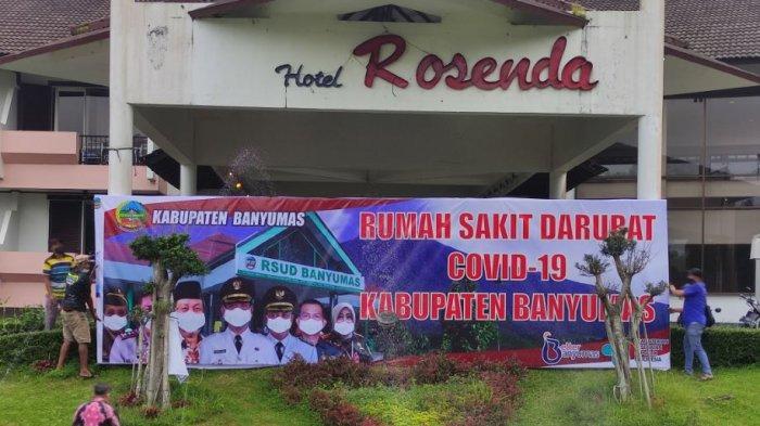 Update Covid-19 Banyumas, Bupati: Kapasitas BOR Mencapai 93 Persen, RS Darurat Mulai Aktif Hari Ini