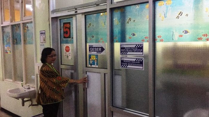 Tak Cuma Ruang Isolasi, RSUP Kariadi Semarang Juga Siapkan Simulasi, Tangani Pasien Suspect Corona