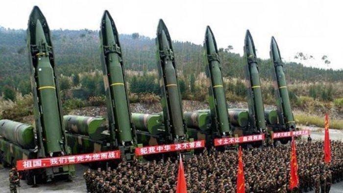 Taiwan Mulai Produksi Massal Rudal Jarak Jauh, di Tengah Ancaman Perang dengan China